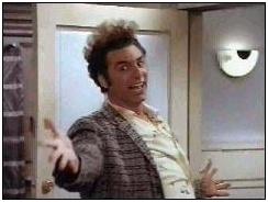 is that Kramer's blood